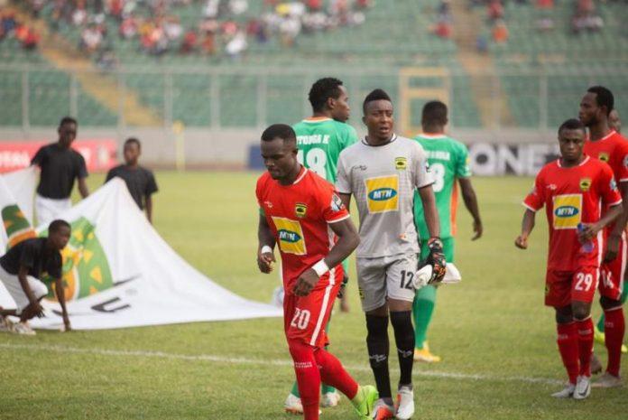 Asante Kotoko need at least a draw