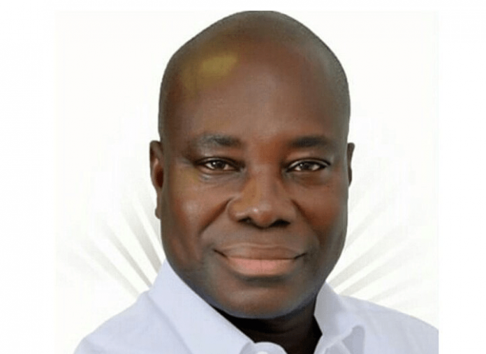 Delali Brempong, NDC candidate for Ayawaso West Wuogon by-election