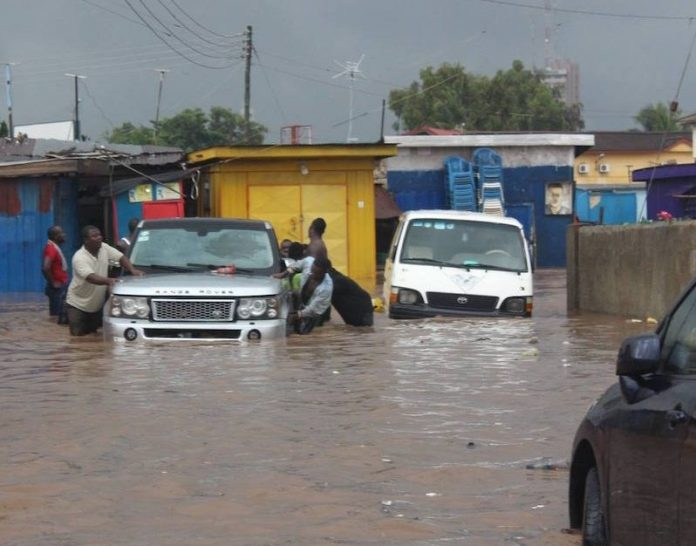 The Ghana Meteorological Agency has warned of more rains this year