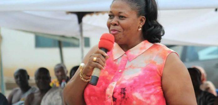 Bono Regional Minister-designate, Evelyn Kumi Richardson
