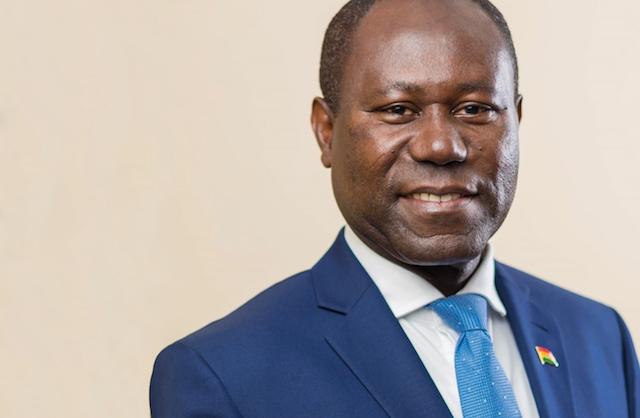 Cocobod CEO Joseph Boahen Aidoo