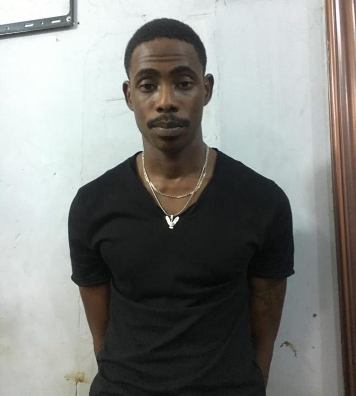 Abdul Rashid Meizongo, 29, is a suspect in the murder of Hussein-Suale
