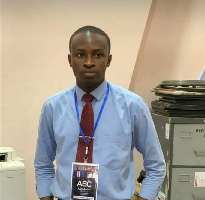 Charles Adu-Baah, KNUST SRC president