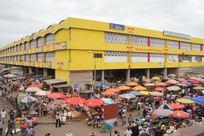 Kaneshie Market