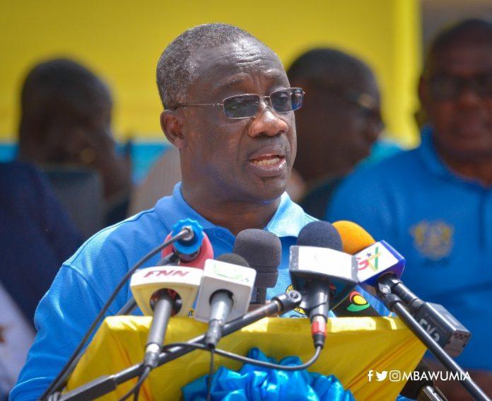 Kofi Nti, GRA Commissioner-General