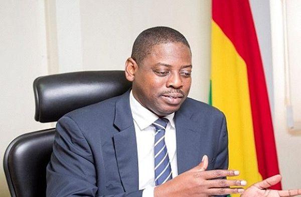 SEC boss, Rev. Dr. Daniel Ogbamey Tetteh