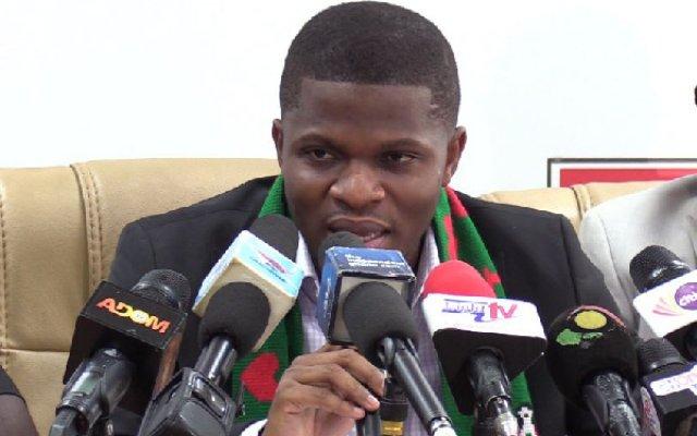 Sammy Gyamfi, NDC National Communication Officer