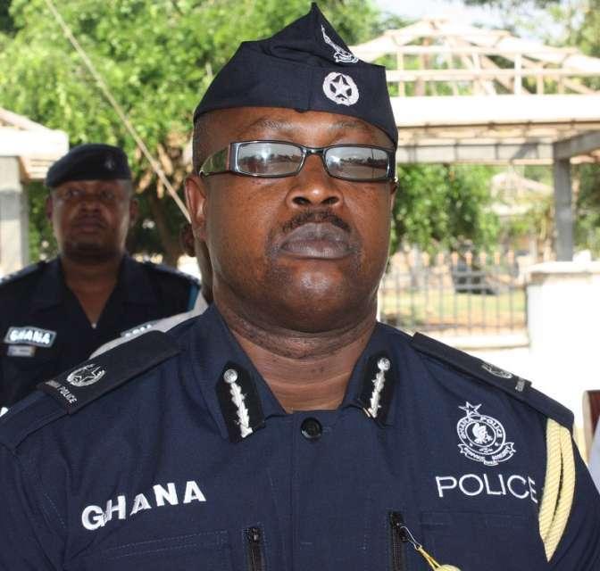 COP Kofi Boakye