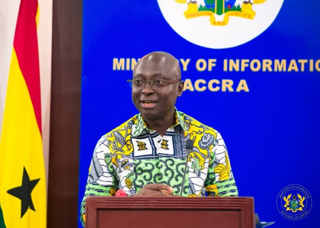 Samuel Atta Akyea, Works and Housing Minister