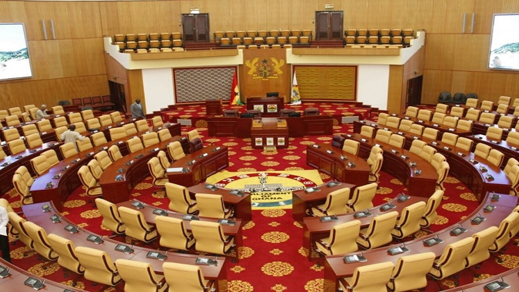 Image result for ghana parliament