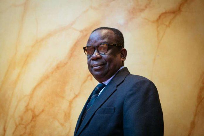 Albert Kan Dapaah, minister of national security