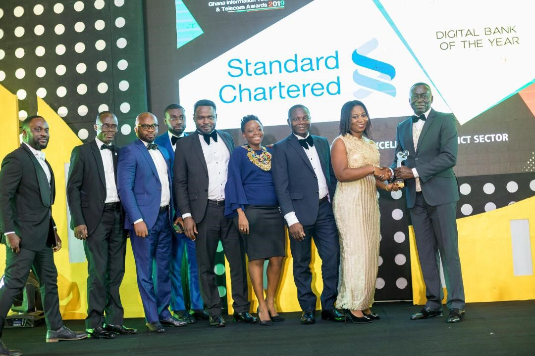 BARCLAYS BANK GHANA CIRCLE BRANCH CONTACT - StanChart named