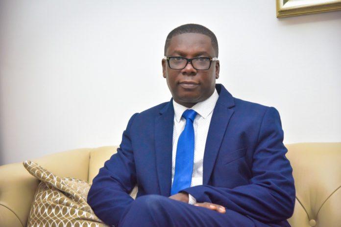 Dr. Gideon Boako