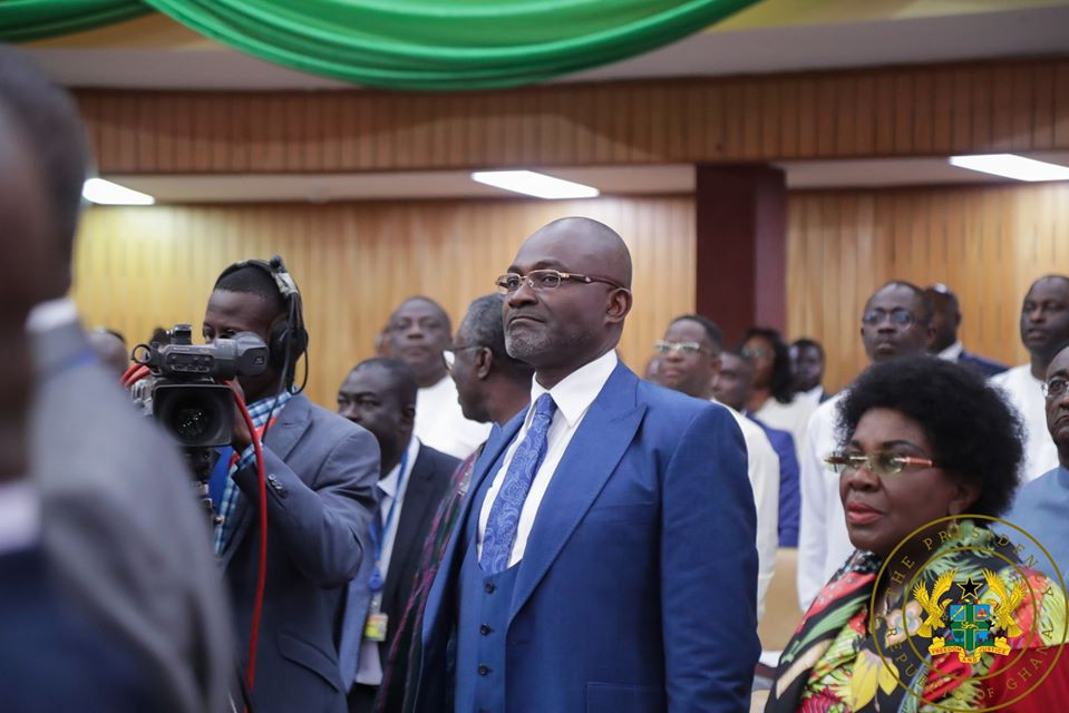 Parliament:  Privileges Committee Set To Meet Today Over Kennedy Agyapong's Misconduct.