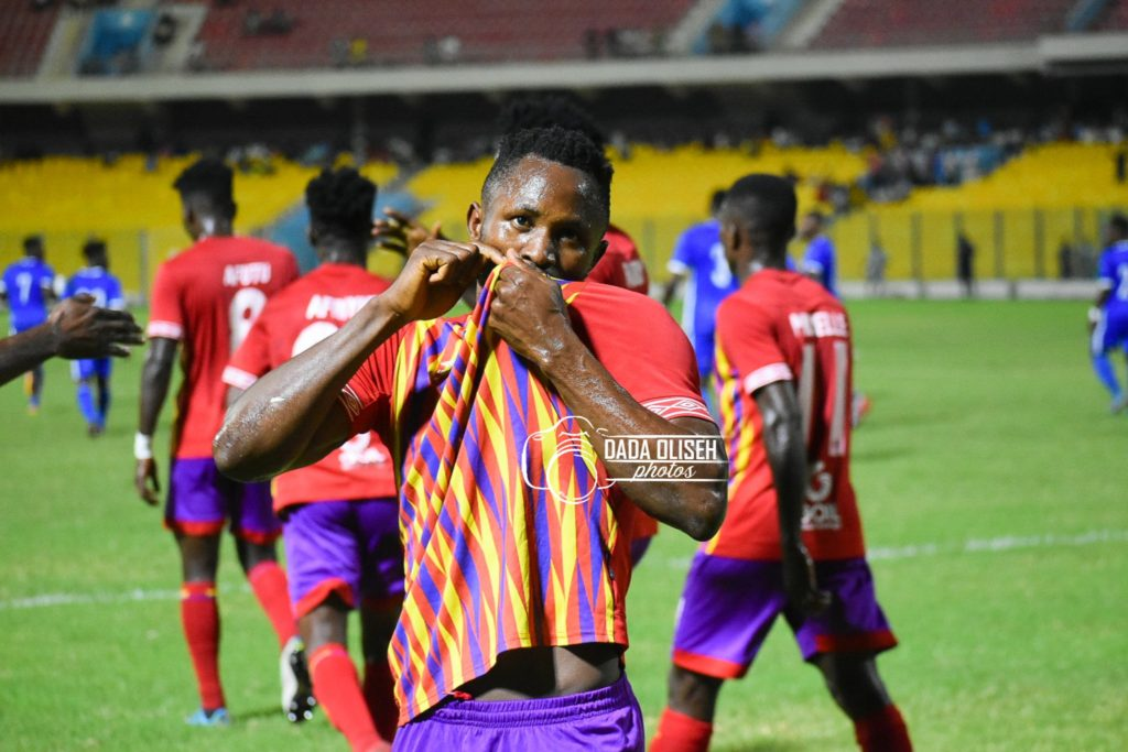 Hearts of Oak 4-0 Great Olympics: Phobians whip noisy neighbours in Accra  Derby – Dailymailgh