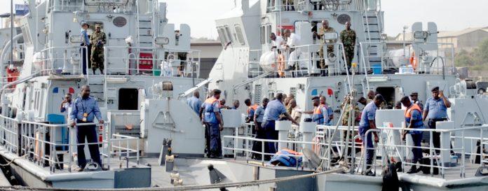 The Ghana Navy