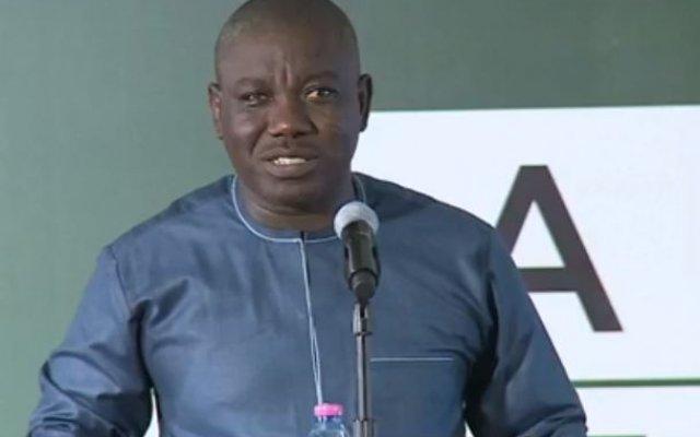 Bolgatanga Central MP Isaac Adongo