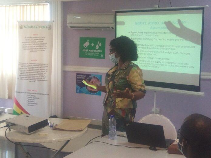 Dr. Enyonam Canice Kudonoo.