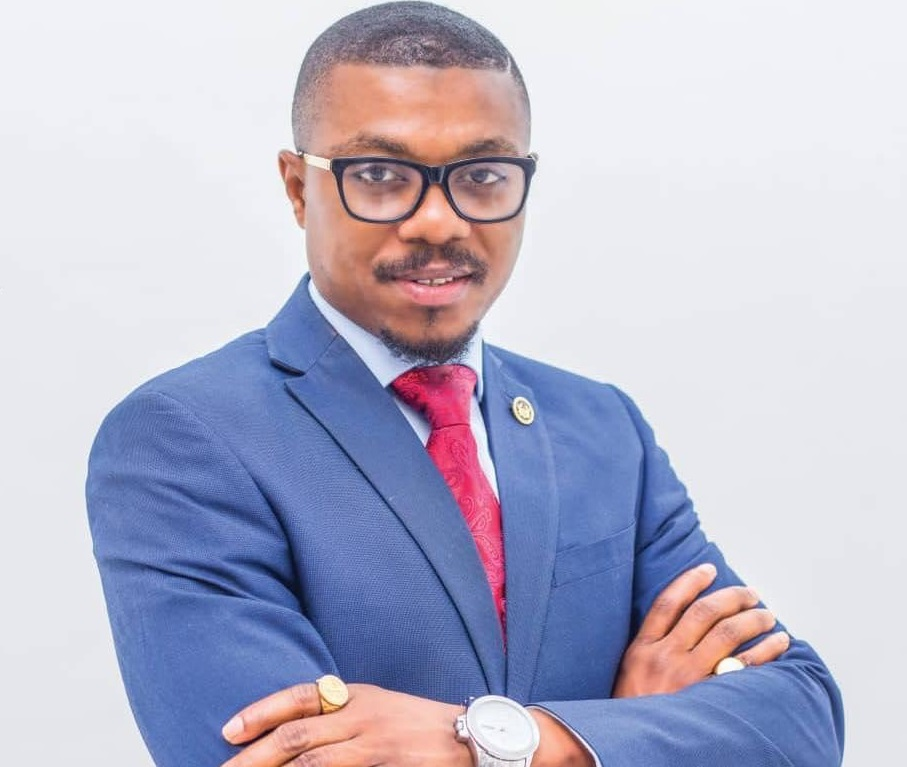 Dr Prince Hamid Armah, NPP MP-elect for Kwesimintsim