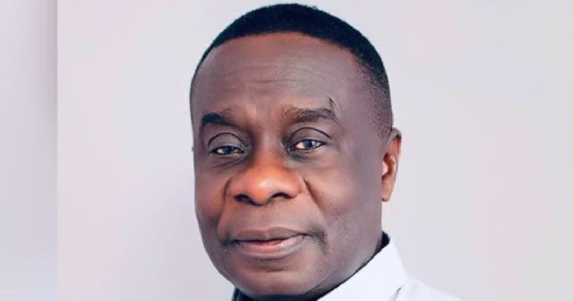 James Gyekye Quayson