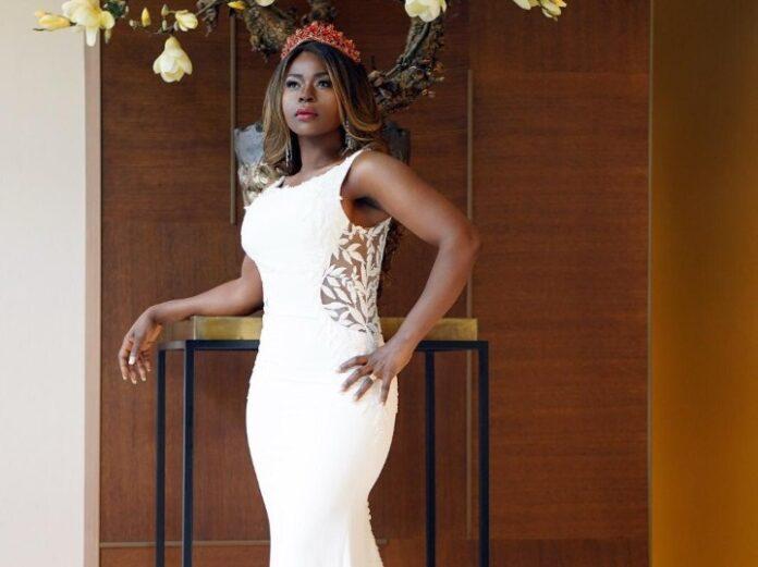Dela Wosinu Gadri, a Ghanaian, was crowned Mrs Top Of The World 2020