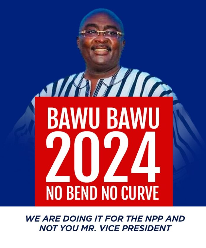 Bawumia's new posters