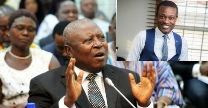 Martin Amidu and Kissi Agyebeng (Insert)