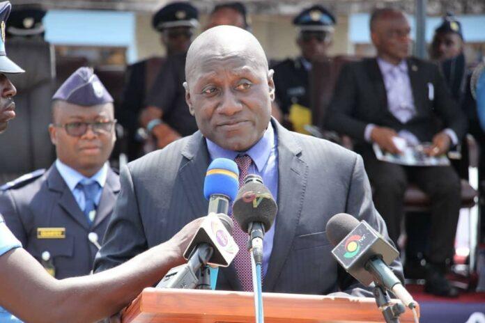 Colonel Kwadwo Damoah