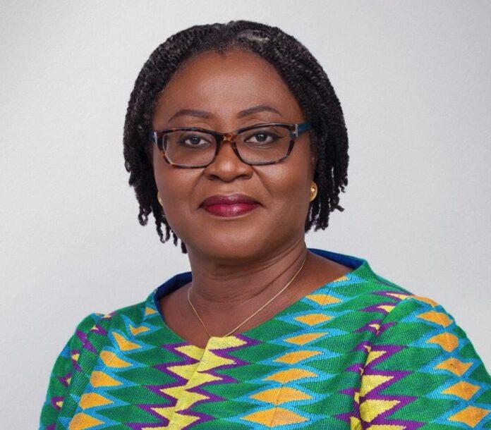 Ms. Martha Ama Akyaa Pobee