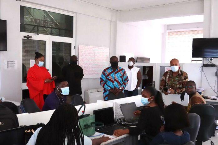 Kojo Oppong Nkrumah at Citi FM