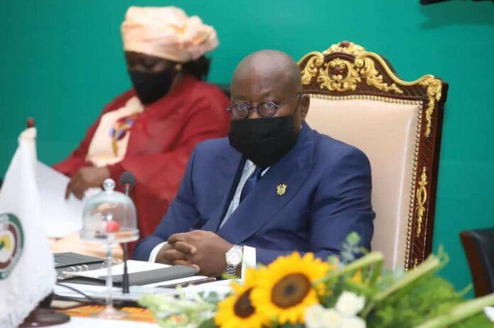 ECOWAS chairman, Nana Akufo-Addo