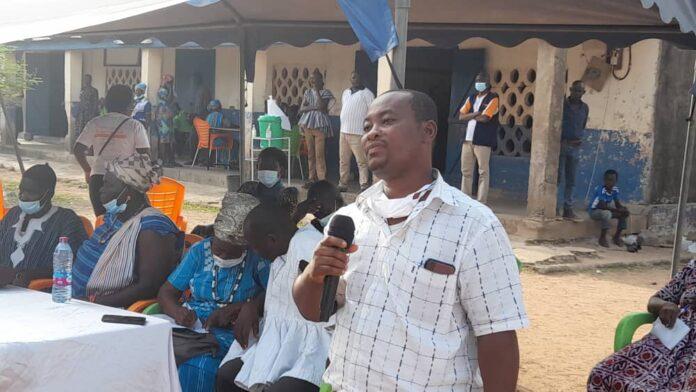 The gender-desk officer, Emmanuel Nartey, issued the warning at a public forum