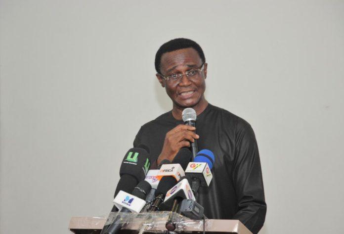 GRA boss Ammishaddai Owusu-Amoah