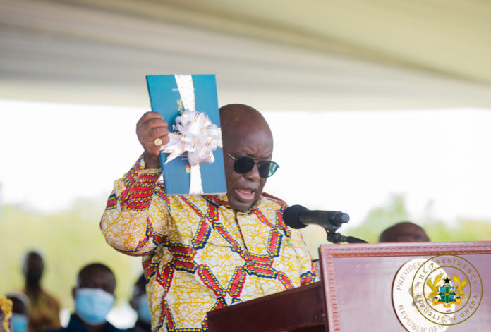 President Akufo-Addo launches National Security Strategy