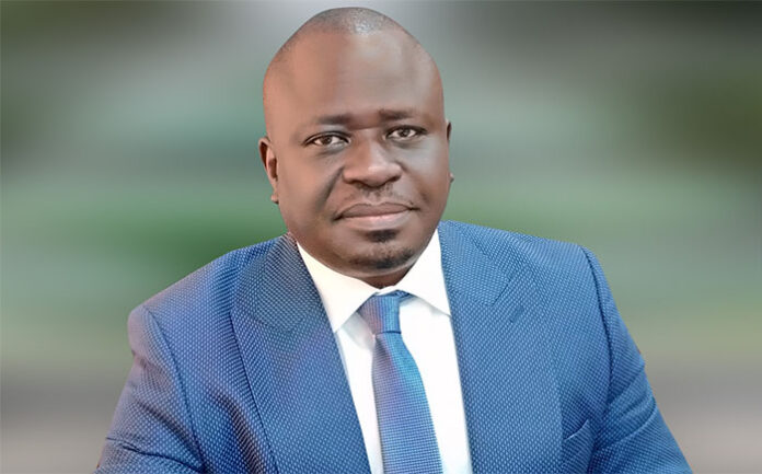 Prof Samuel Kobina Annim, head of Ghana Statistical Service