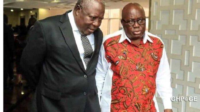 Martin Amidu and Akufo-Addo