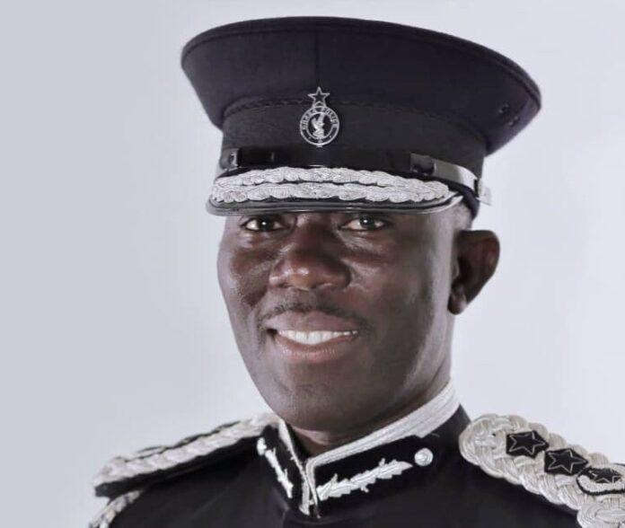 COP George Akuffo Dampare
