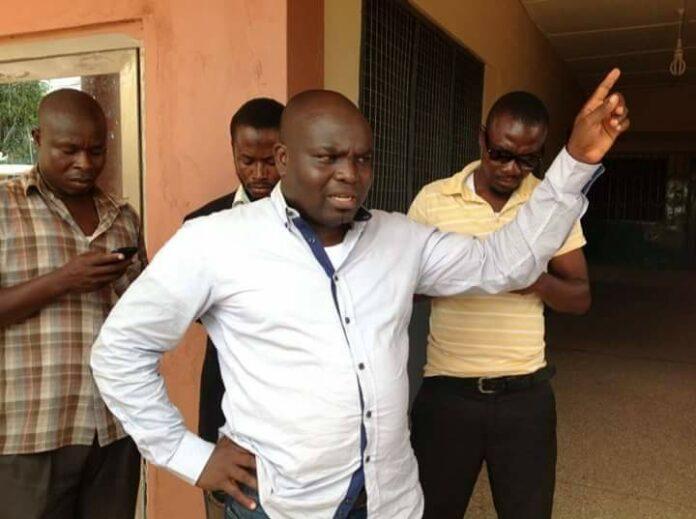 MCE for Ejura Sekyedumasi, Mr Mohammed Salisu Bamba