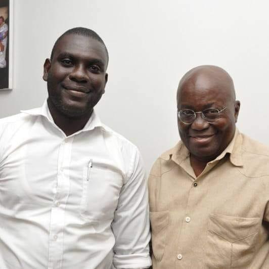 Nana Hesse Ogyiri and Akufo-Addo