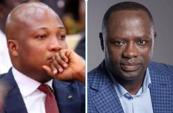 Okudzeto Ablakwa and Buah lodge complaint at CHRAJ