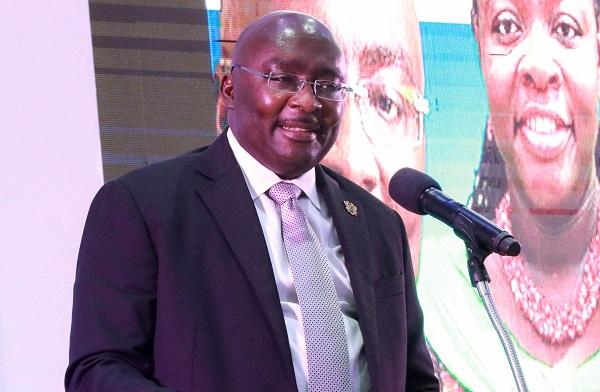 Dr Mahamudu Bawumia fresh
