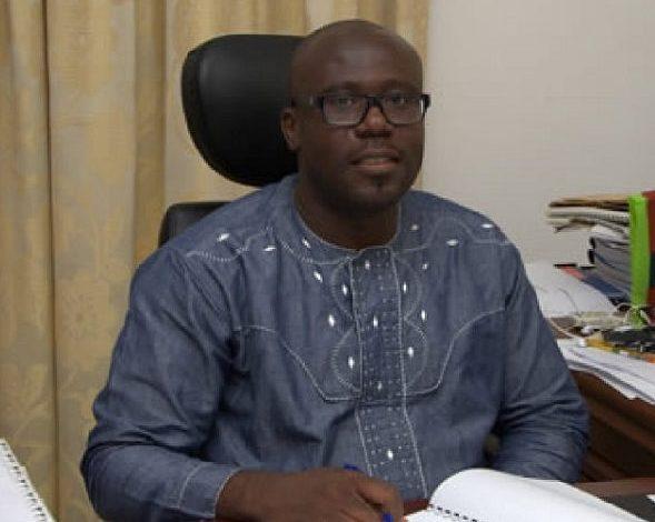 Professor Samuel Kwaku Bonsu, GIMPA