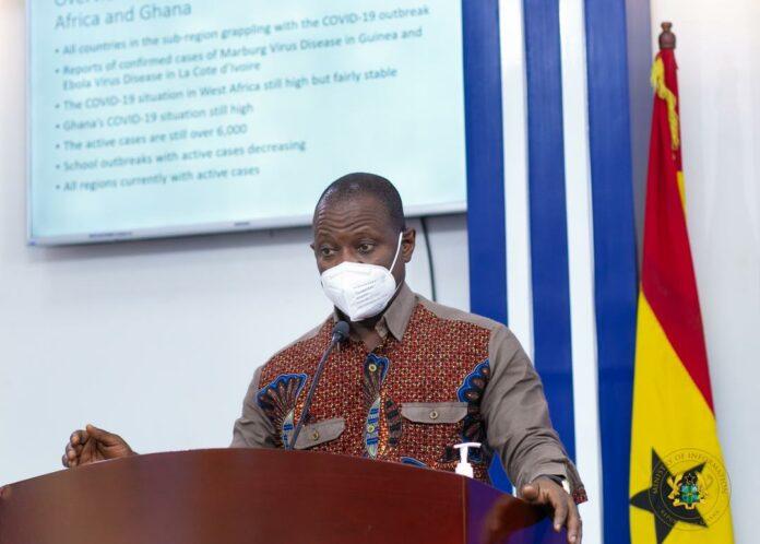 Dr Patrick Kuma-Aboagye