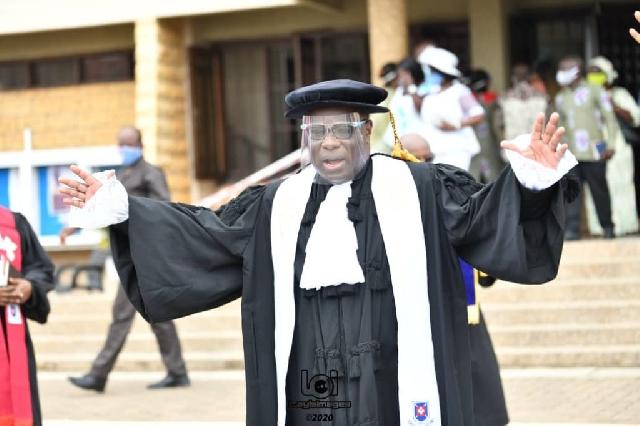Rt. Rev. Prof. Joseph Obiri Yeboah Mante